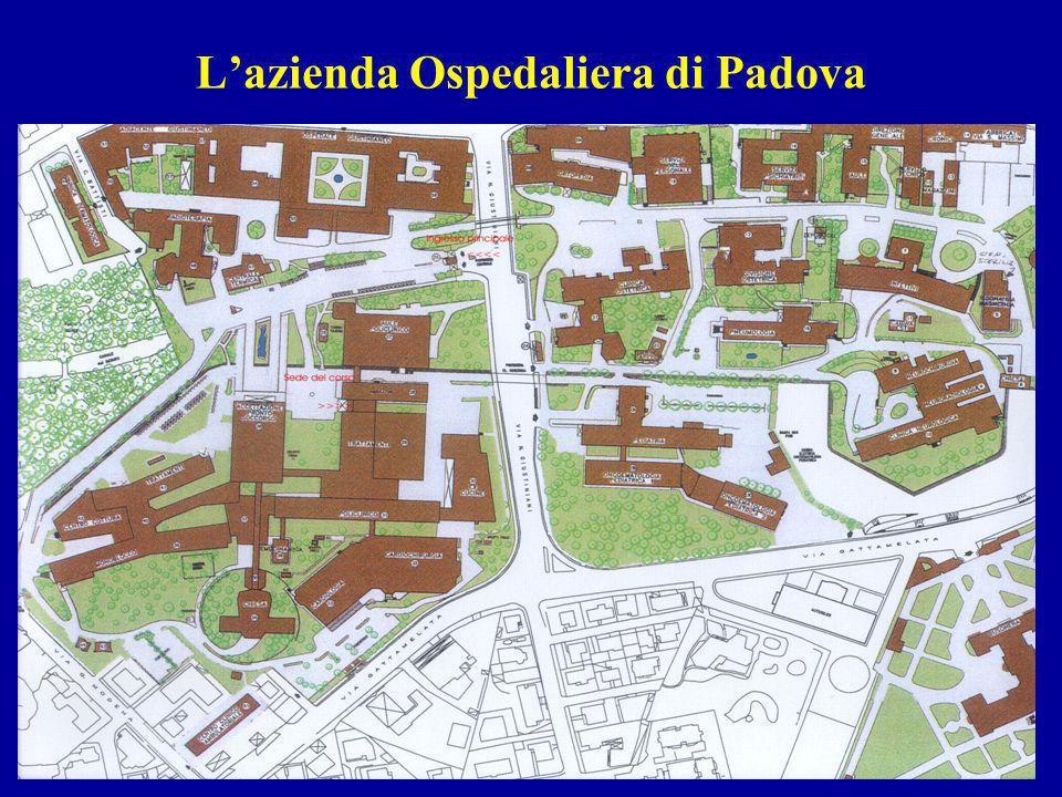 Lazienda Ospedaliera di Padova