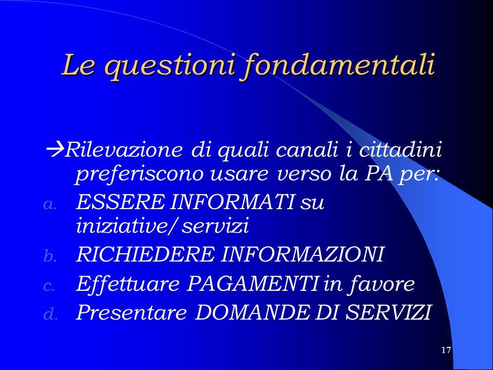 16 I media fondamentali materiale postale spot radio – tv inserzioni su giornali web site e-mail sms flyers poster – manifesti kioski elettronici