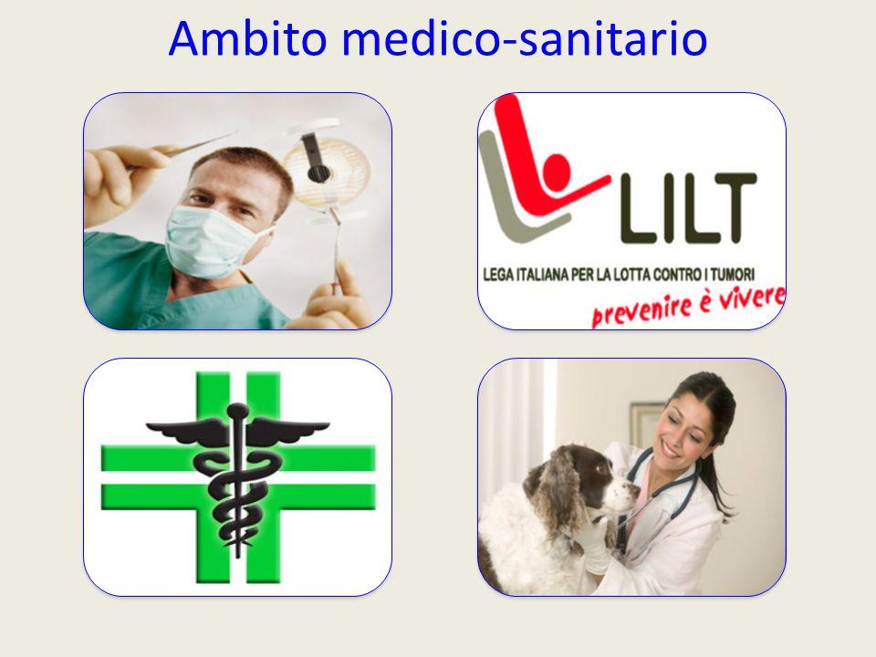 Ambito medico-sanitario