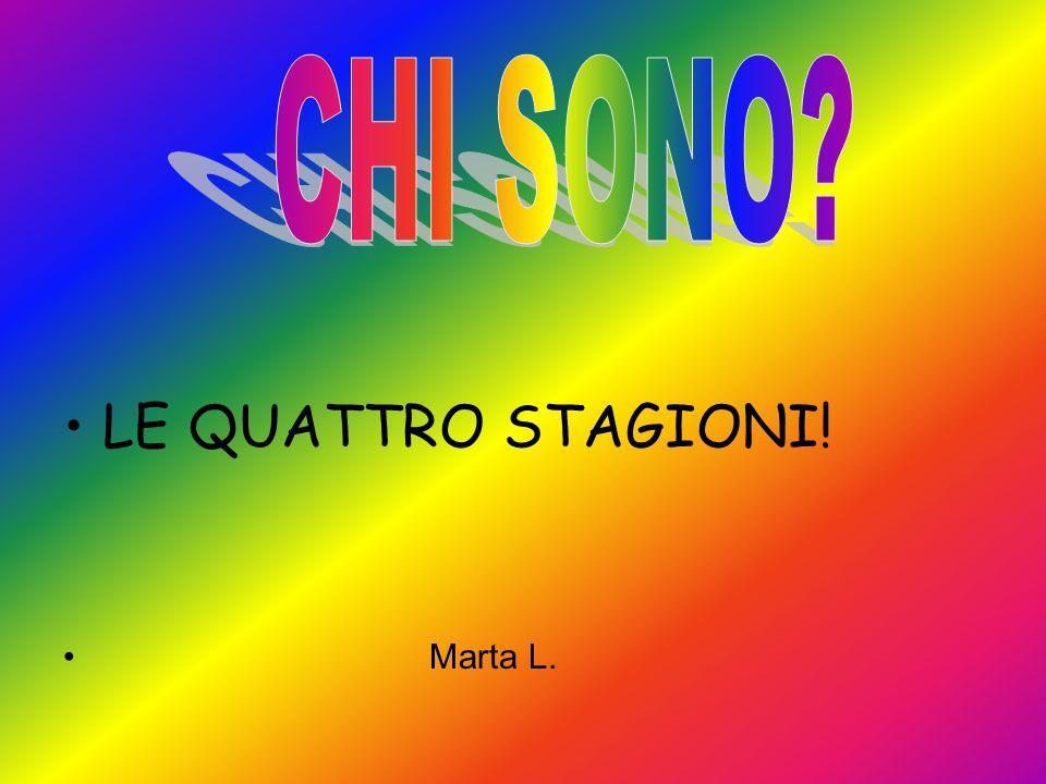 Antonio Vivaldi, nato a Venezia nel 1678, grande compositore ha dedicato alle quattro sorelle unopera chiamata le 4 Stagioni