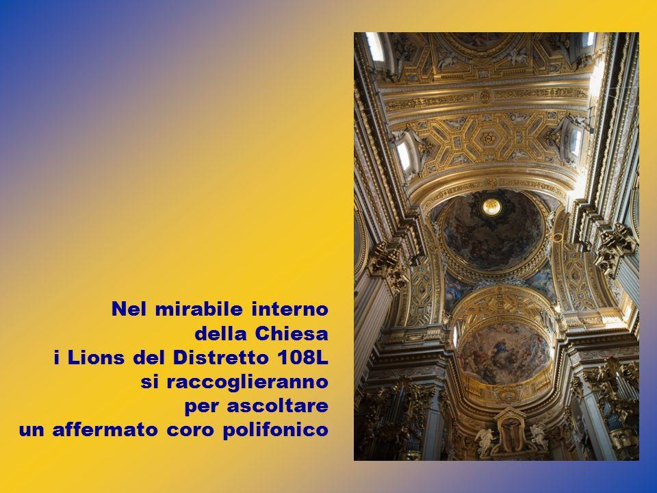 La chiesa di Santa Maria in Vallicella donata da Gregorio XIII alla Congregazione dellOratorio fu trasformata da San Filippo Neri nel 1577 e divenne la Chiesa Nuova di oggi