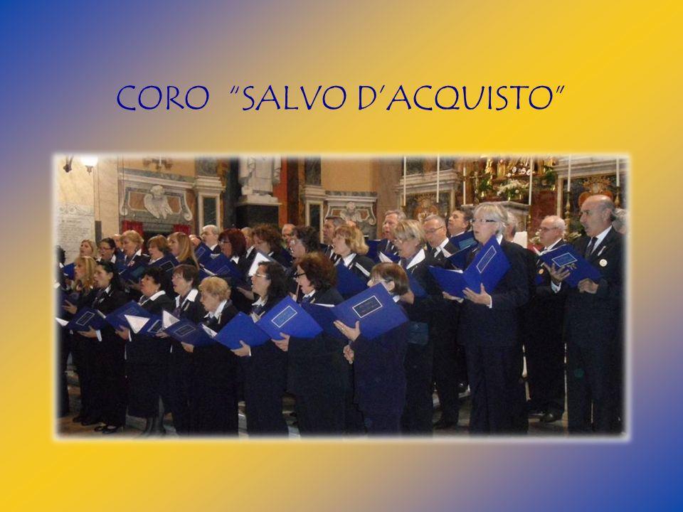 Nel mirabile interno della Chiesa i Lions del Distretto 108L si raccoglieranno per ascoltare un affermato coro polifonico