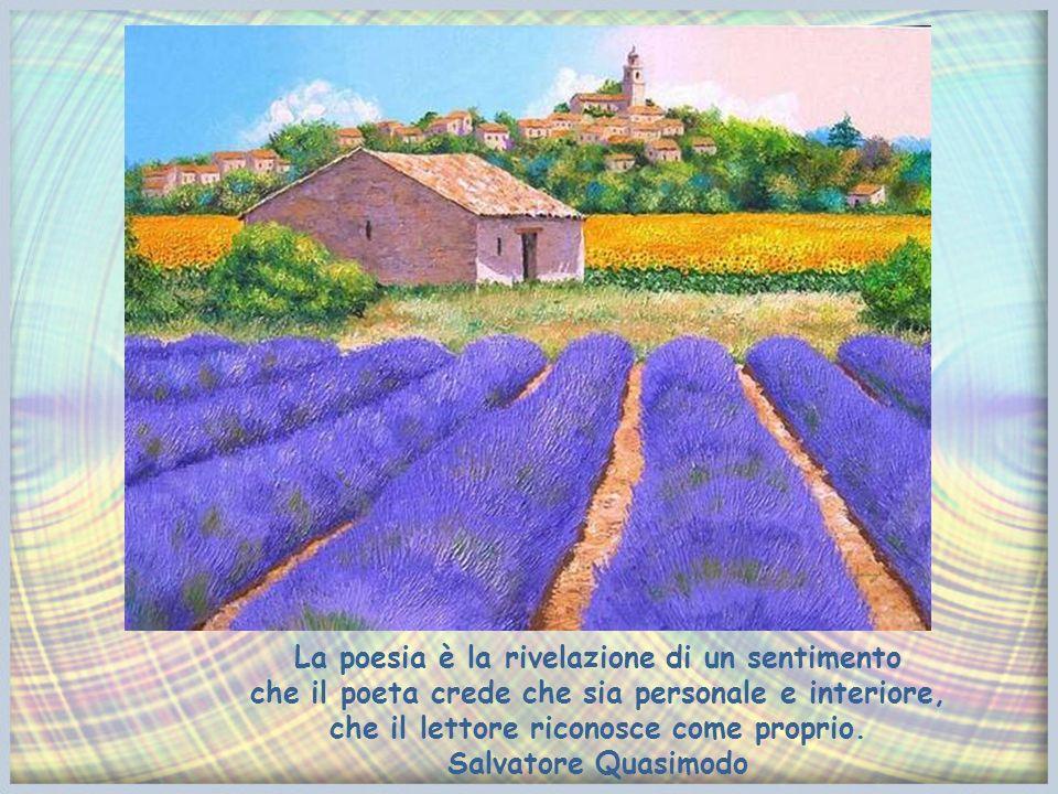Un poeta ha maggior ispirazione ad utilizzare penna e carta quando vive dispiaceri piuttosto di quando la vita gli sorride. Giulia Guglielmino