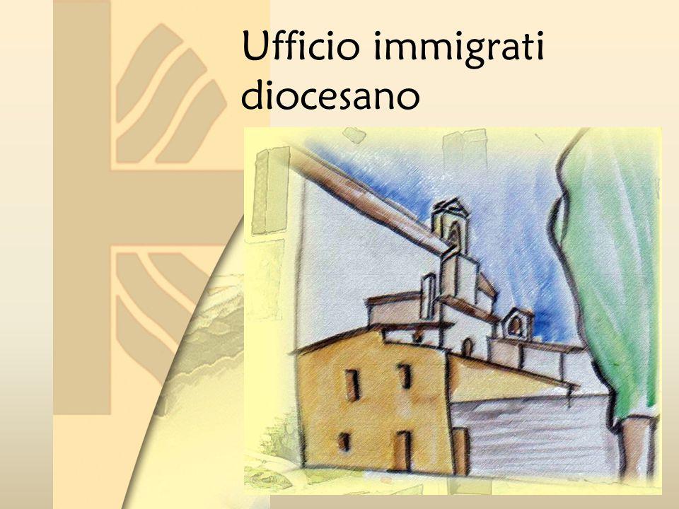 Nel corso dellanno 2010 si sono rivolte allUfficio Immigrati 612 persone, i cui principali paesi di provenienza sono: Romania Albania Marocco Ucraina