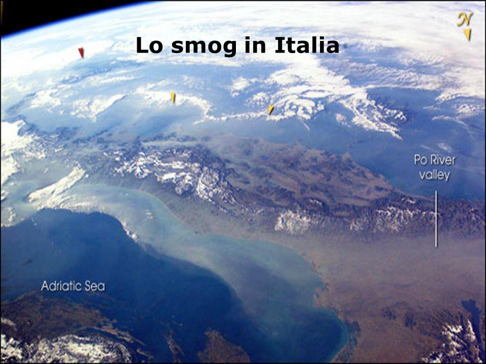Lo smog in Italia