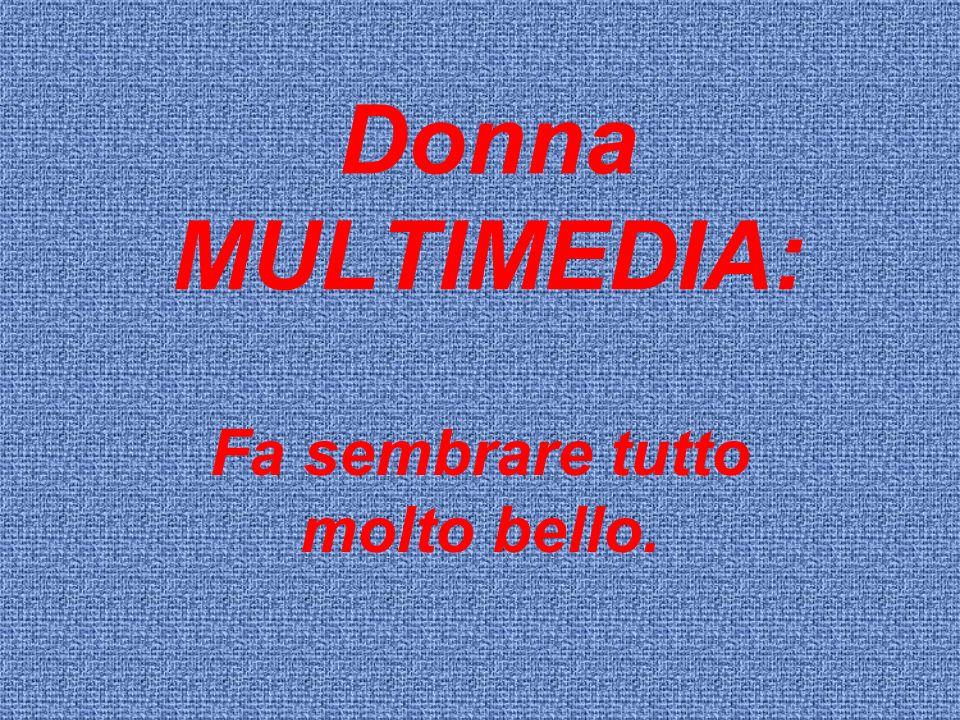 Donna MOUSE: Funziona solo se maltrattata e sbattuta.