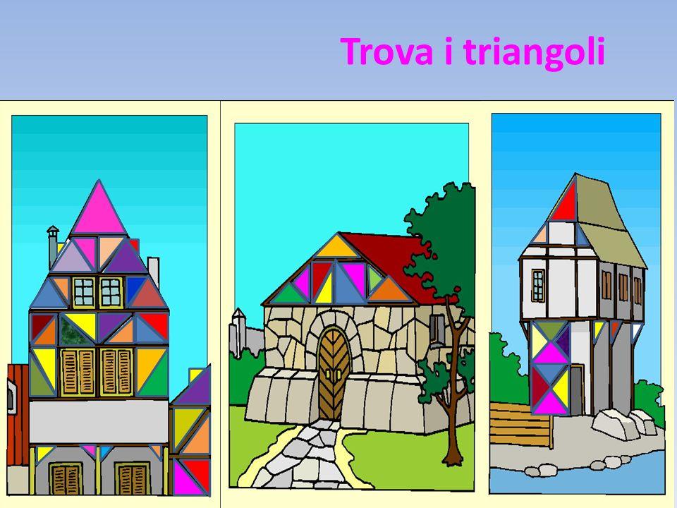 Trova i triangoli