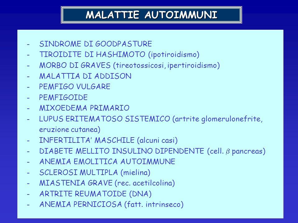 Ghiandola pituitaria Ghiandola pituitaria Tiroide TSH T3 T4 Metabolismo cellulare INFIAMMAZIONE