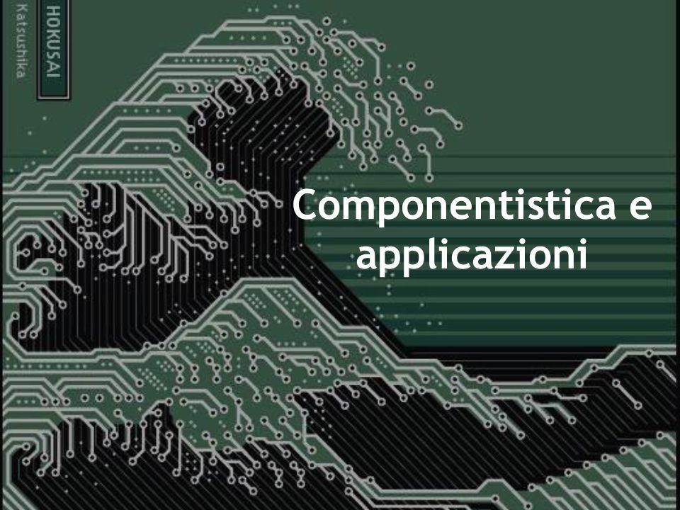 Componentistica e applicazioni