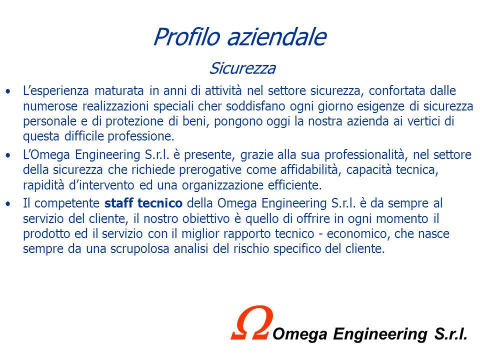 Profilo aziendale Climatizzazione Da alcuni anni Omega Engineering S.r.l. è partner di Tata Fujitsu, leader mondiale della climatizzazione e del tratt