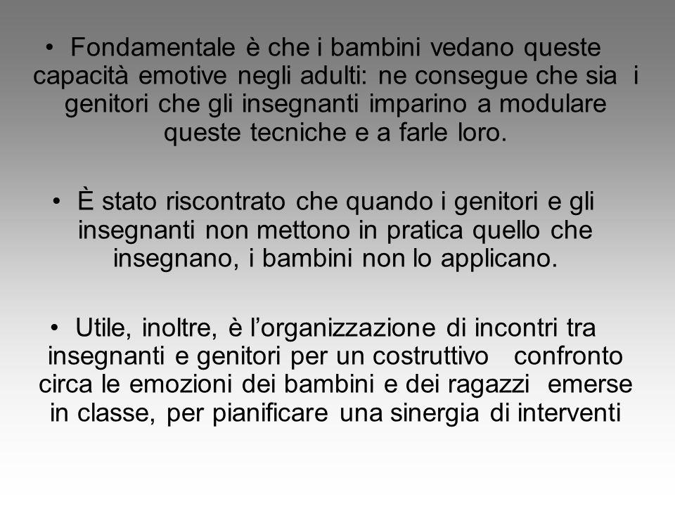 4) REGOLE DI CONDOTTA AUSPICABILI INNANZITUTTO PER SE STESSI.