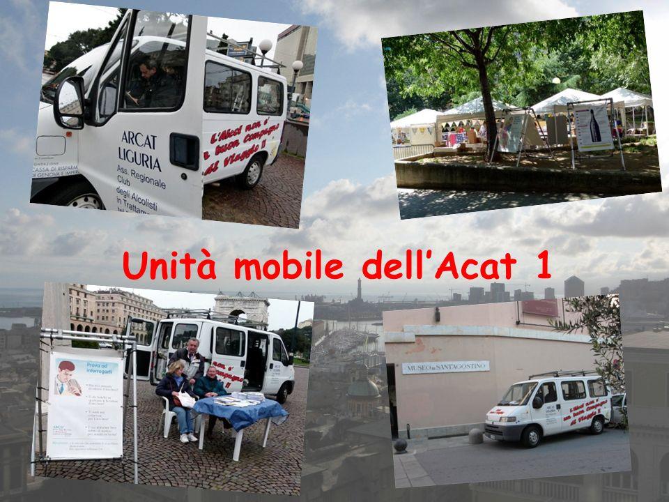 Unità mobile dellAcat 1