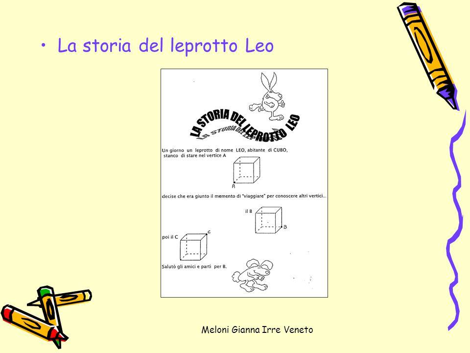 Meloni Gianna Irre Veneto La storia del leprotto Leo