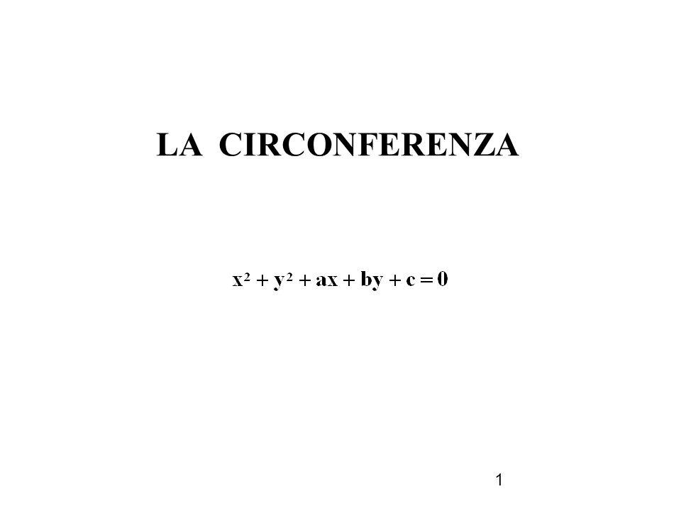 1 LA CIRCONFERENZA