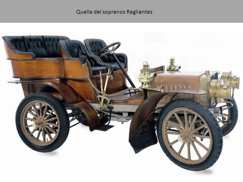 La macchina della nonna Quella di Geppo il contrabbandiere Quella di Corsalis…Asino di formula 1 Quella del comunicatis reverendum