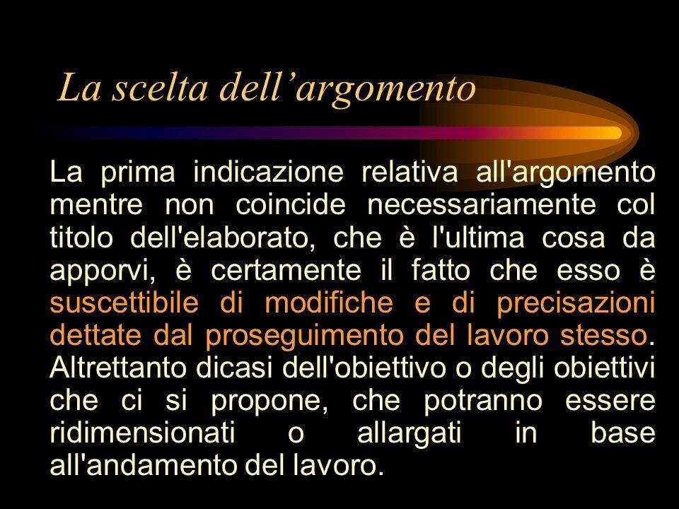 La raccolta e schedatura del materiale C.VAGAGGINI B2 Teologia in: G.
