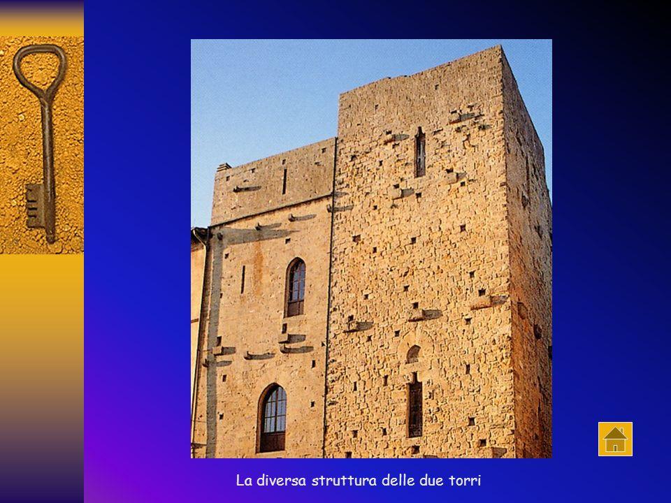 Scorcio di Piazza S. Michele con la torre Toscano