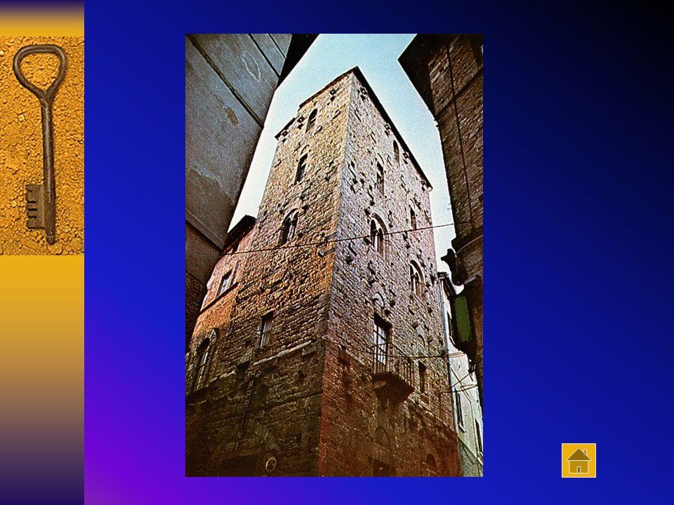 Guidi-Marchesi Chi giunge da Porta all'Arco in via dei Marchesi, scorge sul lato destro il palazzo della famiglia omonima, in stile ogivale. Questa to