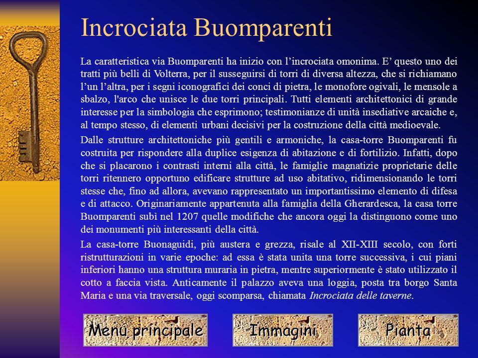 Casa-torre Toscano: ambiente interno