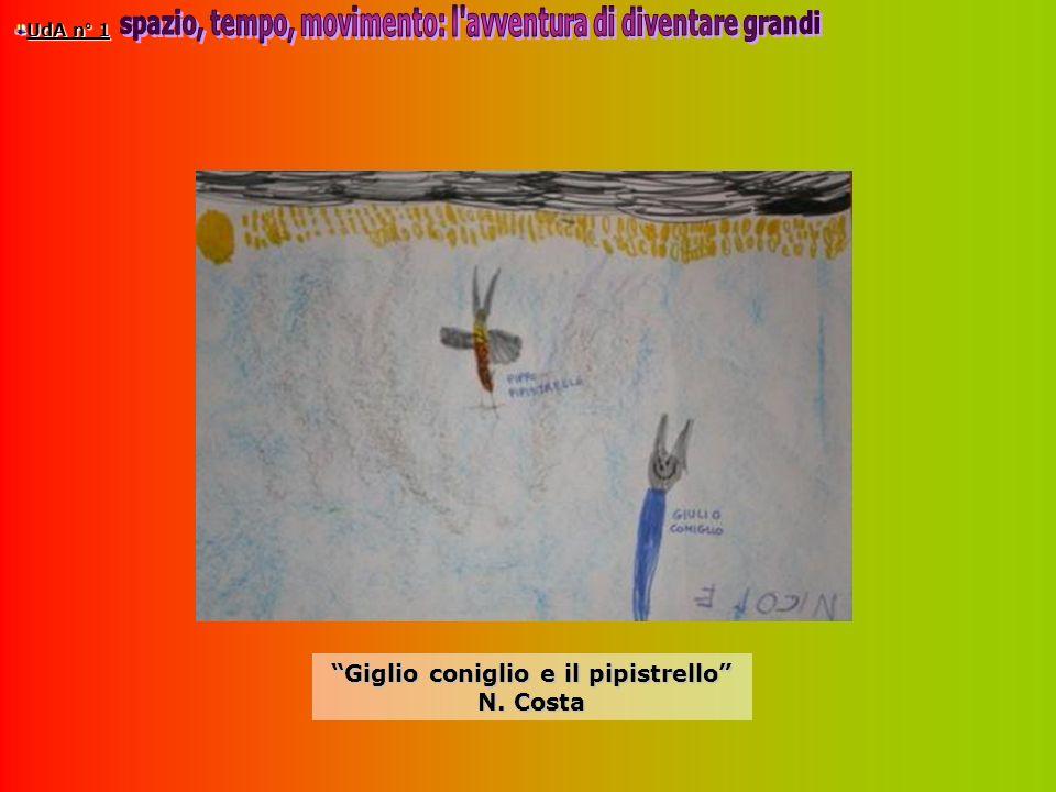 UdA n° 1 Giglio coniglio e il pipistrello N. Costa