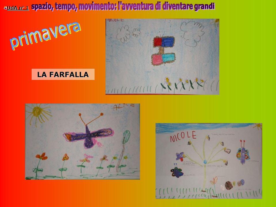 UdA n° 1 LA FARFALLA