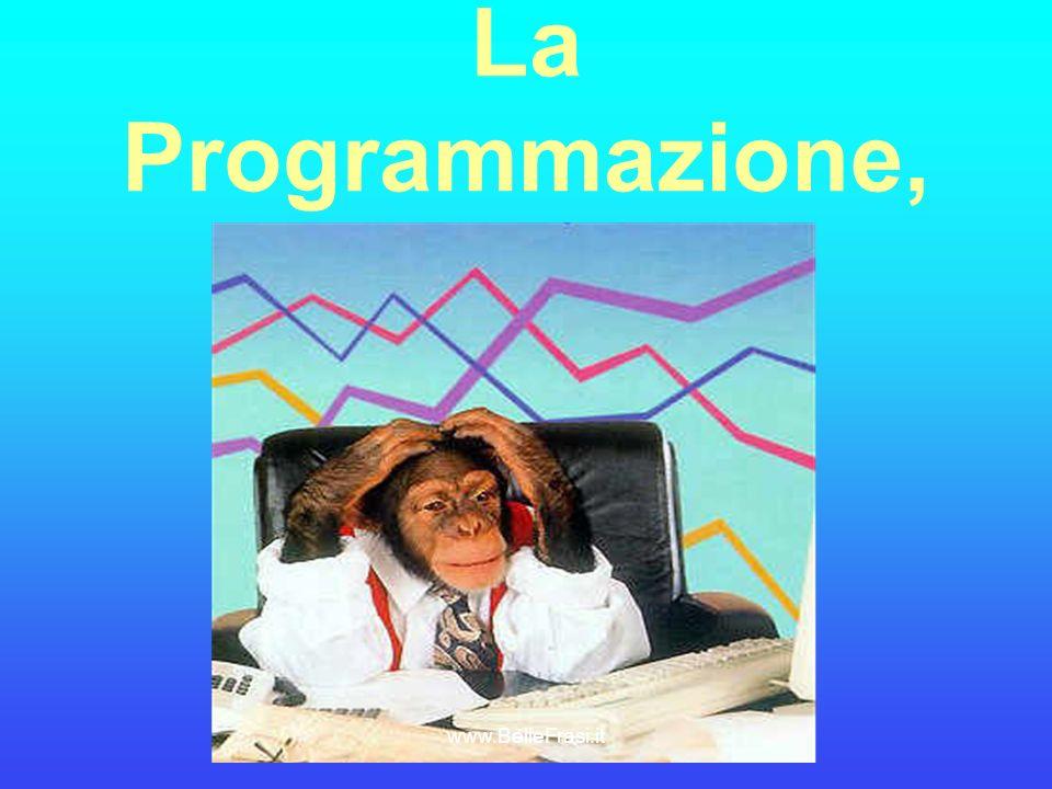 La Programmazione, www.BelleFrasi.it