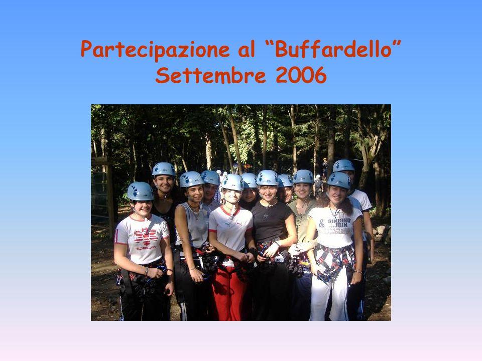 Partecipazione al Buffardello Settembre 2006