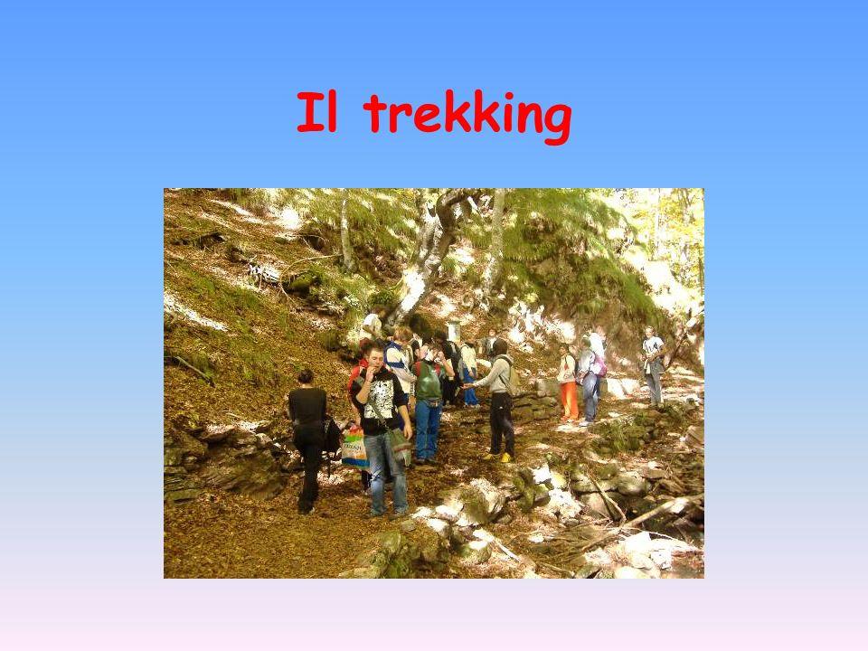 Il trekking