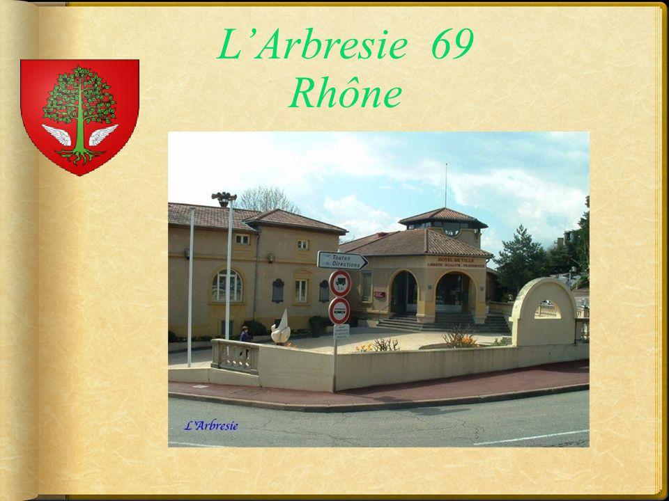 LArbresie 69 Rhône