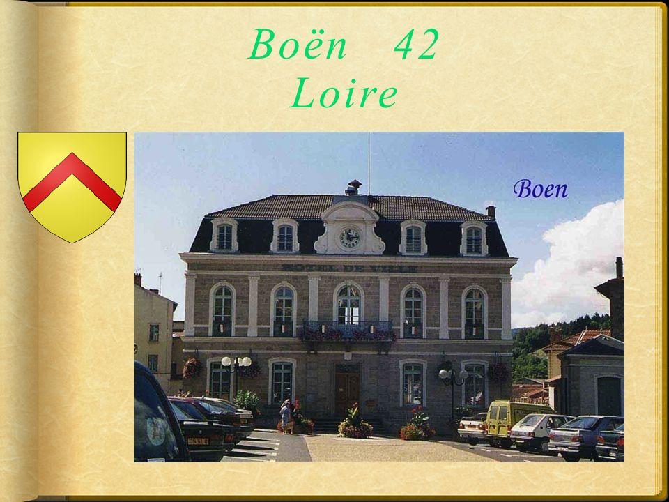 Boën 42 Loire