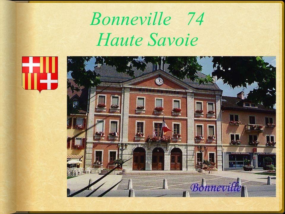 Bonneville 74 Haute Savoie