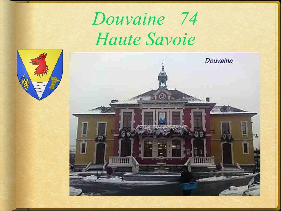 Douvaine 74 Haute Savoie