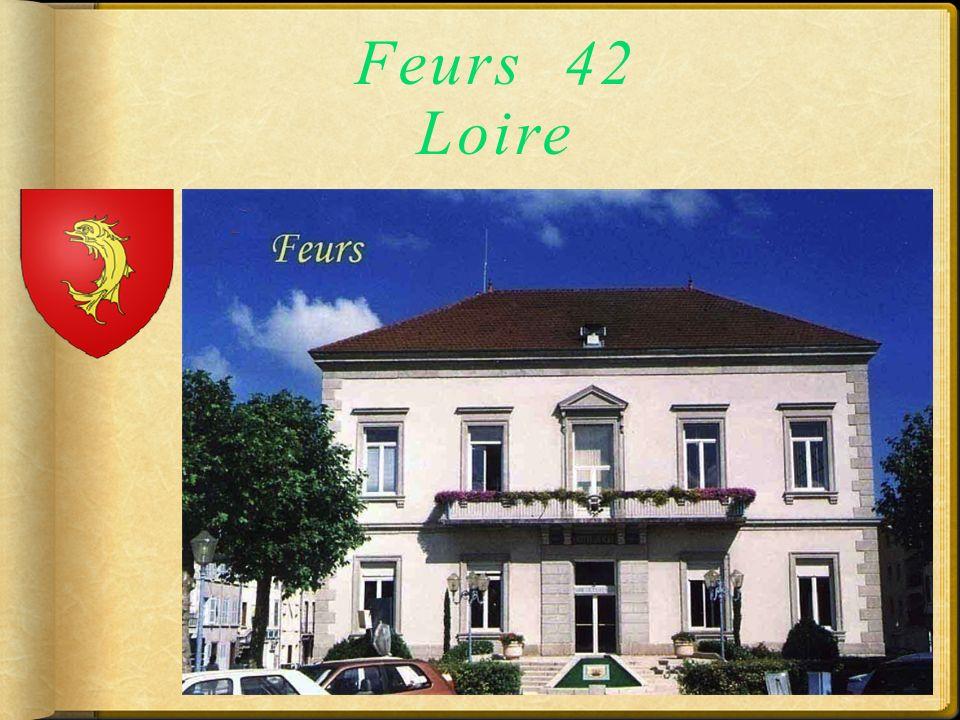 Feurs 42 Loire