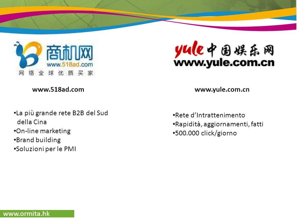 www.ormita.hk China Economic Net www.ce.cn Rapido Ampia Copertura Preciso Interattivo Intrattenimento