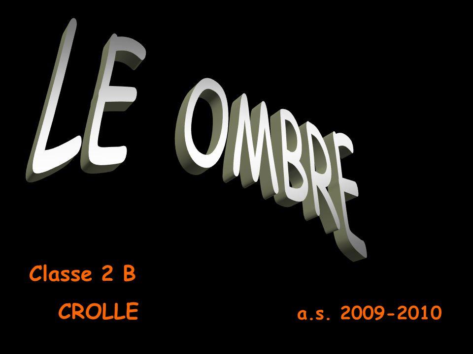 Classe 2 B CROLLE a.s. 2009-2010