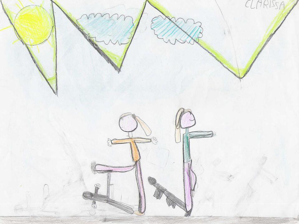 Abbiamo osservato intorno a noi lombra: del muro delle bandiere (Lucrezia) dei giochi dei bambini della scuola materna ( Francesco) degli alberi (Giorgia) del cancello (Chiara) della rete (Alessandro Z.) dellerba (Marco F.) dello scivolo degli scalini delle tende delle pietre ( Martina R) delle panchine (Martina S.) delle altalene (Lucia) delle case vicine