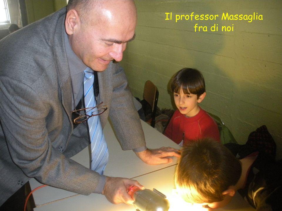 Il professor Massaglia fra di noi