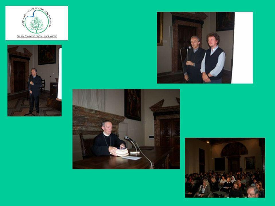 Anno 2006-2007 Iniziative per le famiglie 11 marzo 2007, I edizione Camminata delle scuole cattoliche Diamoci una manoDiamoci una mano
