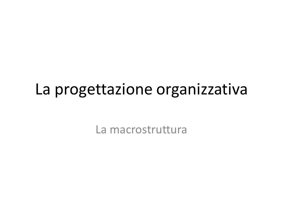 Approcci al job design Approccio motivazionale
