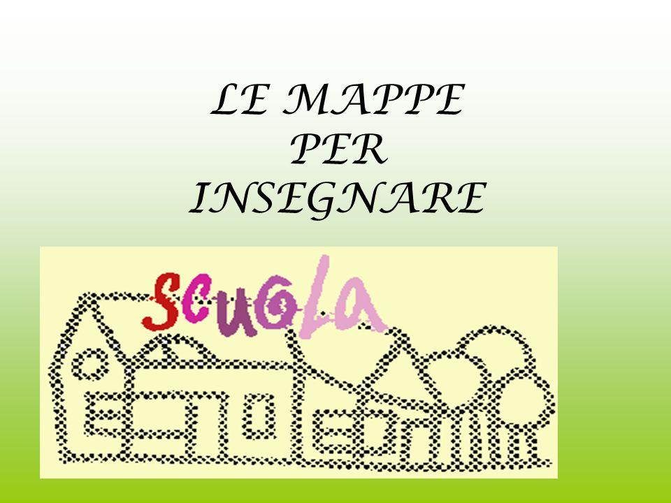 LE MAPPE PER INSEGNARE