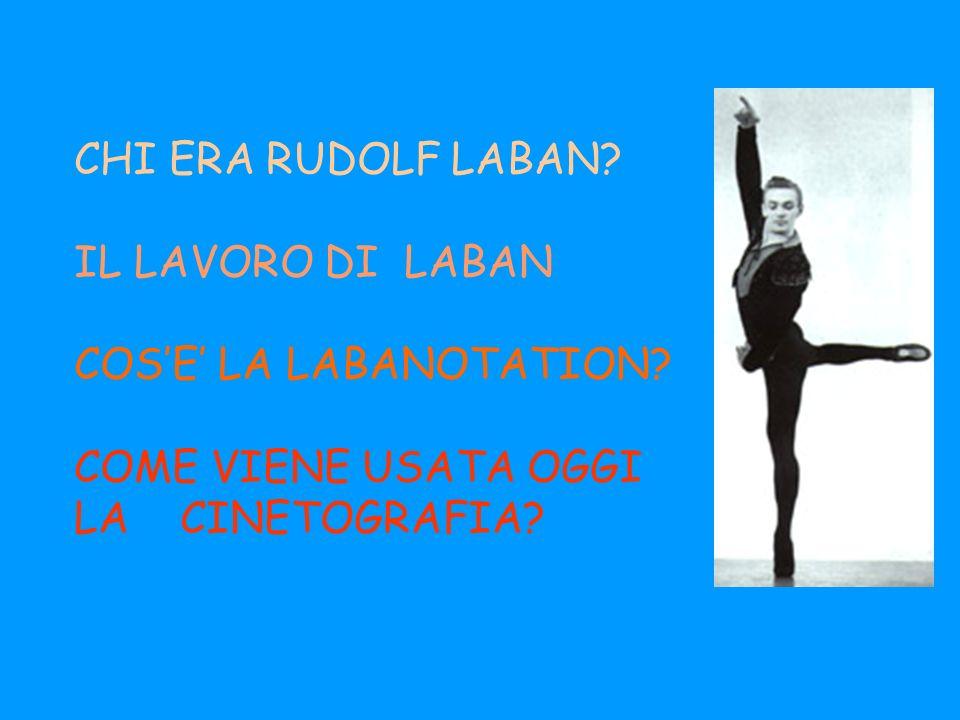 CHI ERA RUDOLF LABAN.