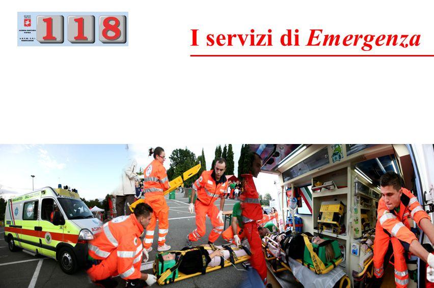 I servizi di Emergenza