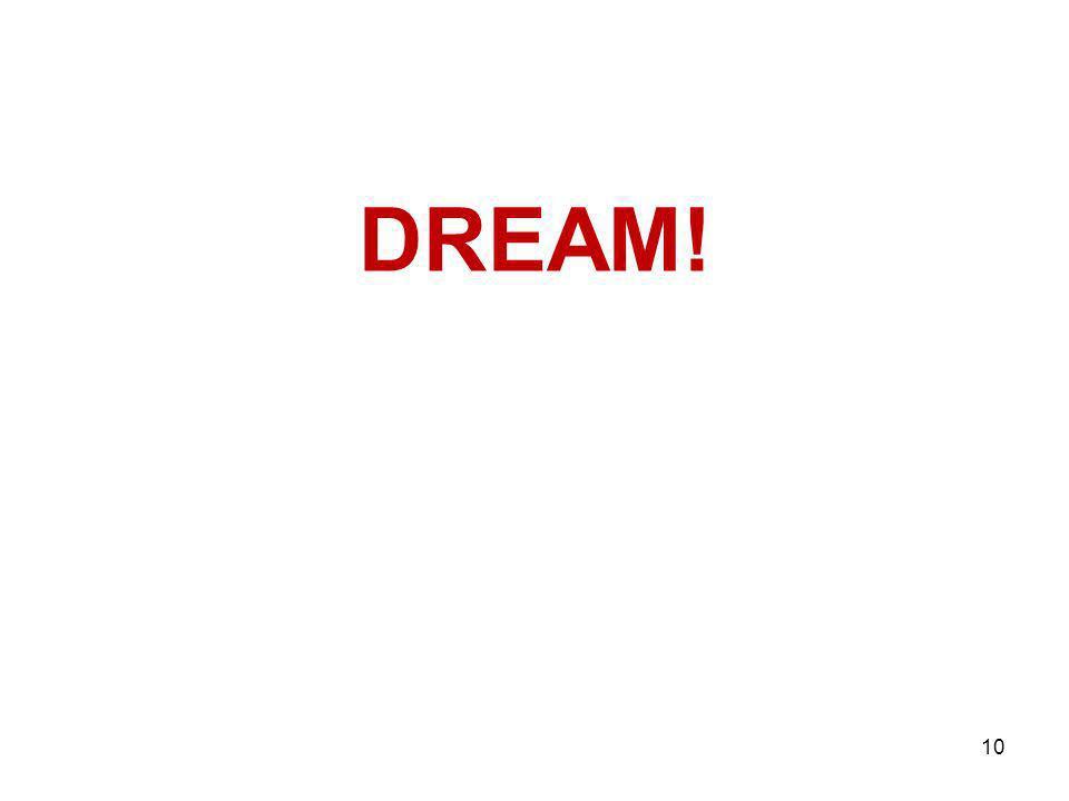 DREAM! 10