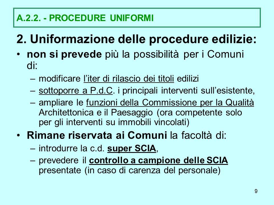 10 A.2.3 - NORMATIVA TECNICA UNIFORME 4.