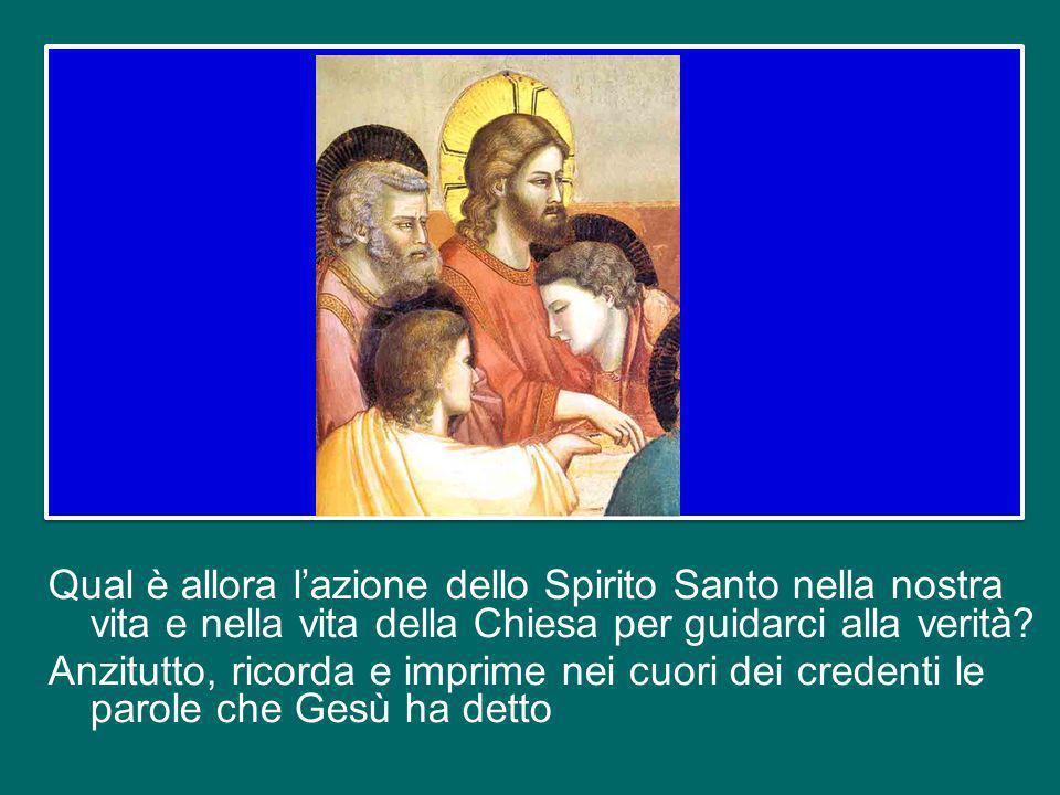 Gesù lo definisce il