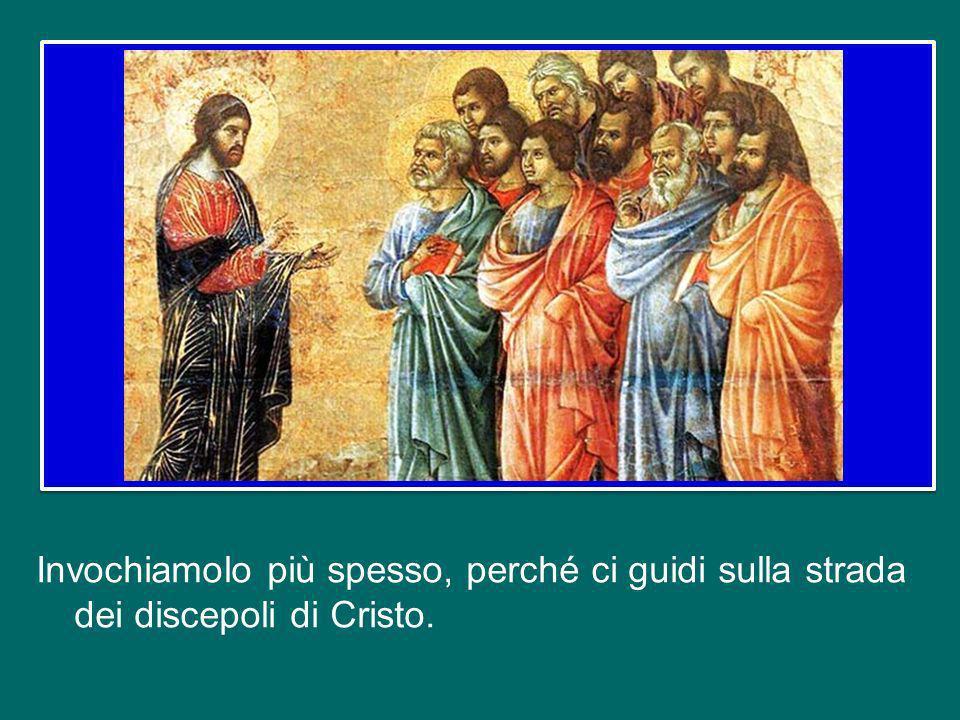 Non si è cristiani a tempo , soltanto in alcuni momenti, in alcune circostanze, in alcune scelte.