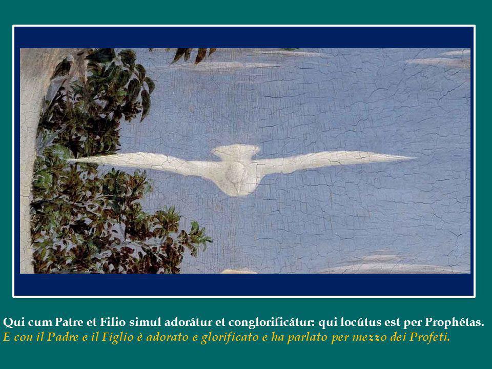 Papa Francesco ha dedicato lUdienza Generale di mercoledì 15 maggio 2013 in Piazza San Pietro al Credo Credo nello Spirito Santo: guida alla verità Pa