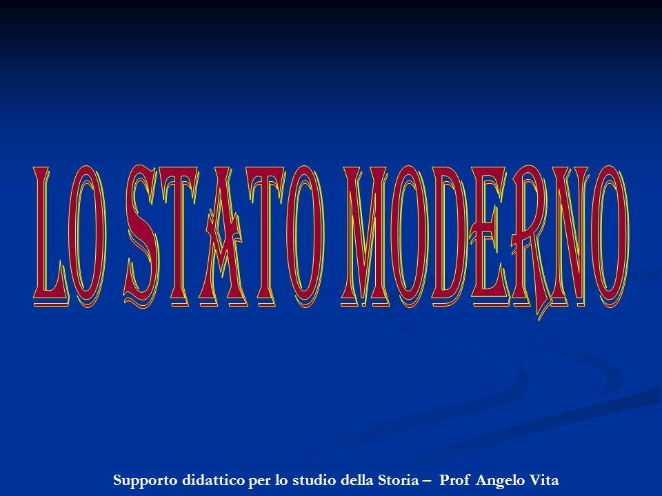 Supporto didattico per lo studio della Storia – Prof Angelo Vita