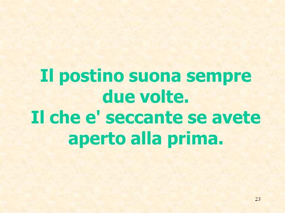 22 Aldo Biscardi: uno che fa errori di grammatica anche quando pensa.