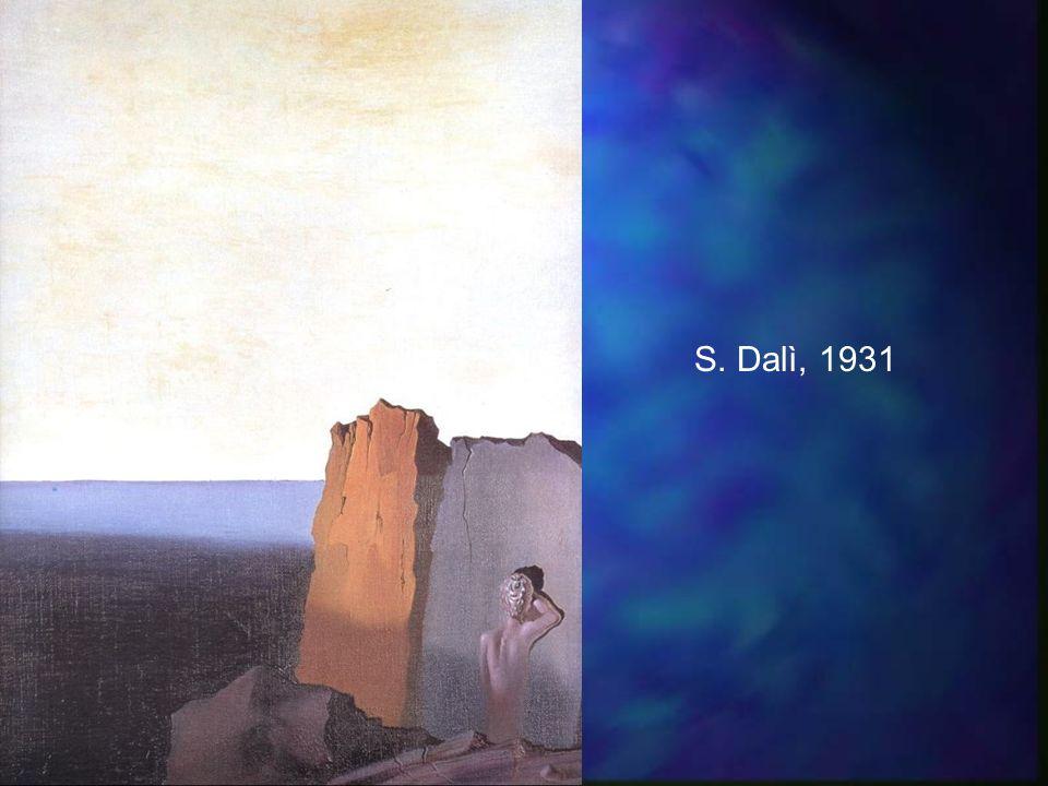 S. Dalì, 1931